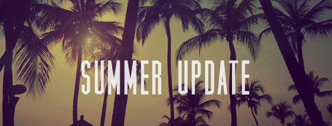 Summer Update From Chip Sollins